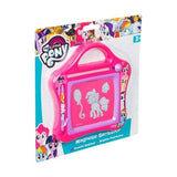 My Little Pony Magnetic Scribbler Doodle Drawing Board Small for Travelling