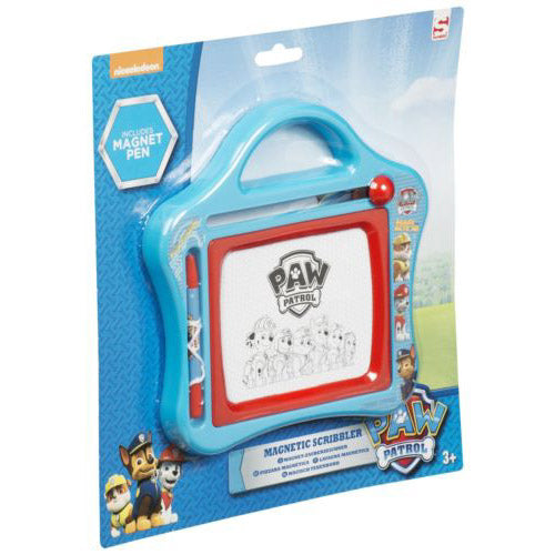 Paw Patrol Magnetic Scribbler Doodle Drawing Board Small for Travelling