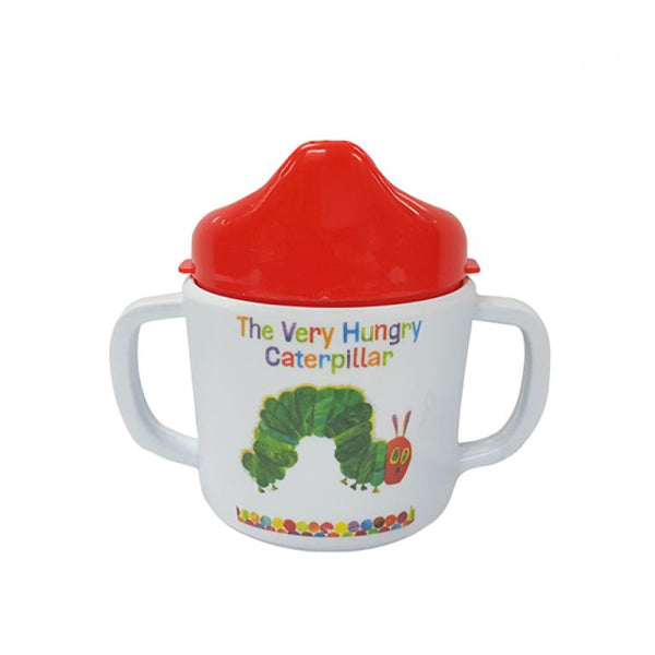 The Very Hungry Caterpillar Melamine Training Mug / Sippy Cup / Sipper Cup