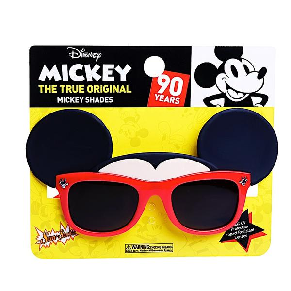 Mickey Mouse Sunglasses Disney Shades For Kids 100% UV400 Protection Sun-Staches