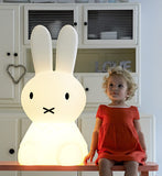 Miffy Lamp XL 80cm by Mr Maria - Miffy/Nijntje Rabbit Dimmable LED Night Light