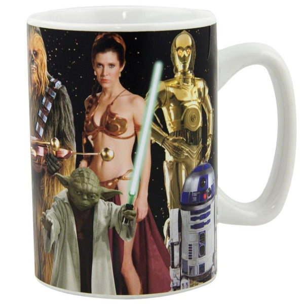 Star Wars Sound Mug Coffee Cup with Sound Effects by Disney
