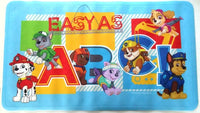 Paw Patrol Bath Mat with Non Slip Suction Cups Nickelodeon