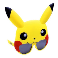 Pikachu Sunglasses Pokemon BIG Shades For Kids 100% UV400 Protection Sun-Staches