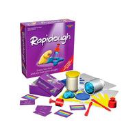 Rapidough Board Game Guess Too Slow & You Lose Some Dough
