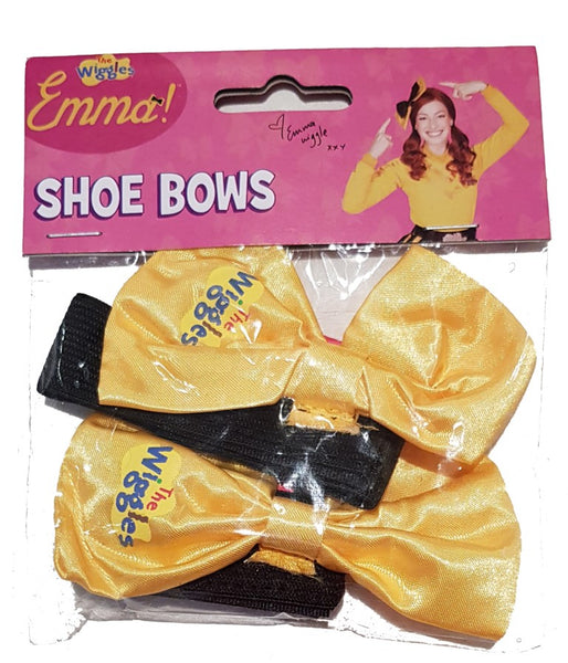 The Wiggles Emma Shoe Bows - Dress Up Costume for Kids
