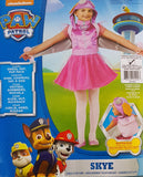 Paw Patrol Skye Costume Toddler 1-2 Years Dress Up for Kids / Children