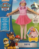 Paw Patrol Skye Costume Small 3-4 Years Dress Up for Kids / Children