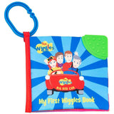 The Wiggles Soft Book Teether My First Wiggles Book Emma