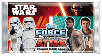 Topps Star Wars Force Attax Activity Cards 5X Single Packs Total 25 Cards