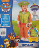 Paw Patrol Tracker Costume Toddler US Size 2-4 Dress Up for Kids / Children
