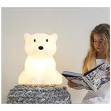 Nanuk Lamp by Mr Maria - Nanuk Bear Dimmable LED Night Light Miffy's Friend