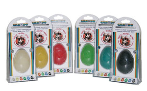 CanDo Gel Egg Hand Exerciser All Colors