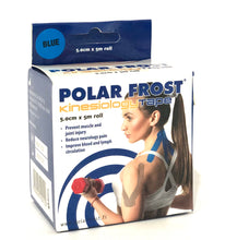 Load image into Gallery viewer, Polar Frost Kinesiology Tape Single Roll
