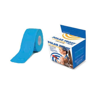 Polar Frost Kinesiology Tape blue