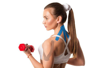 Polar Frost Kinesiology Tape