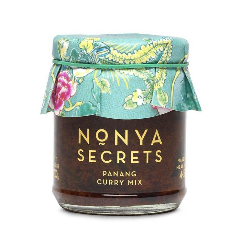 Nonya Secrets - Panang Curry Mix 170g - Artisan Deli Market