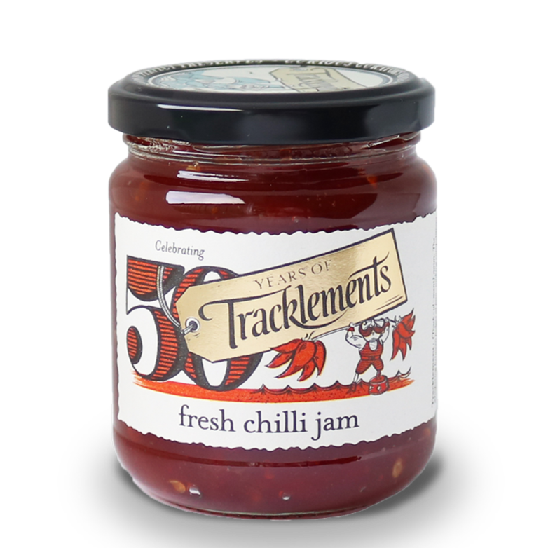 Tracklements - Fresh Chilli Jam