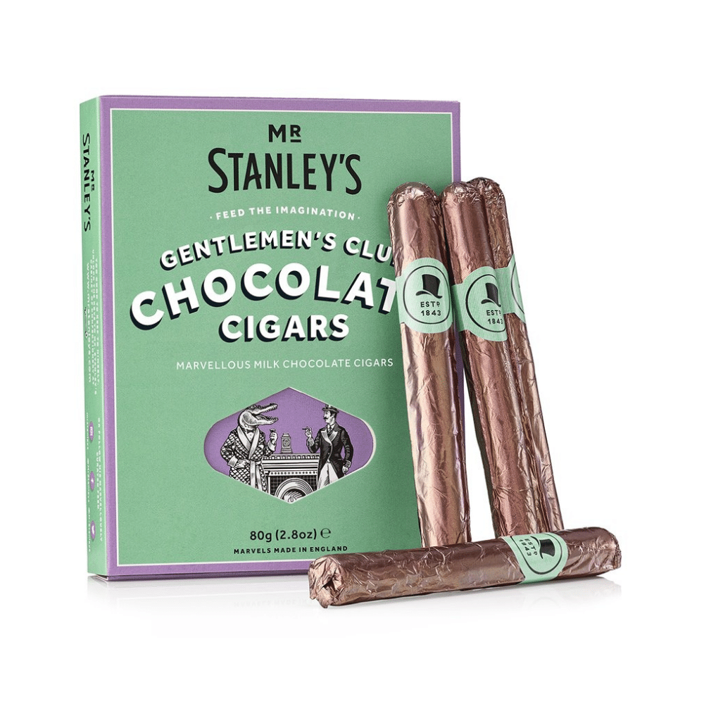 Mr. Stanley's - Milk Chocolate Cigars