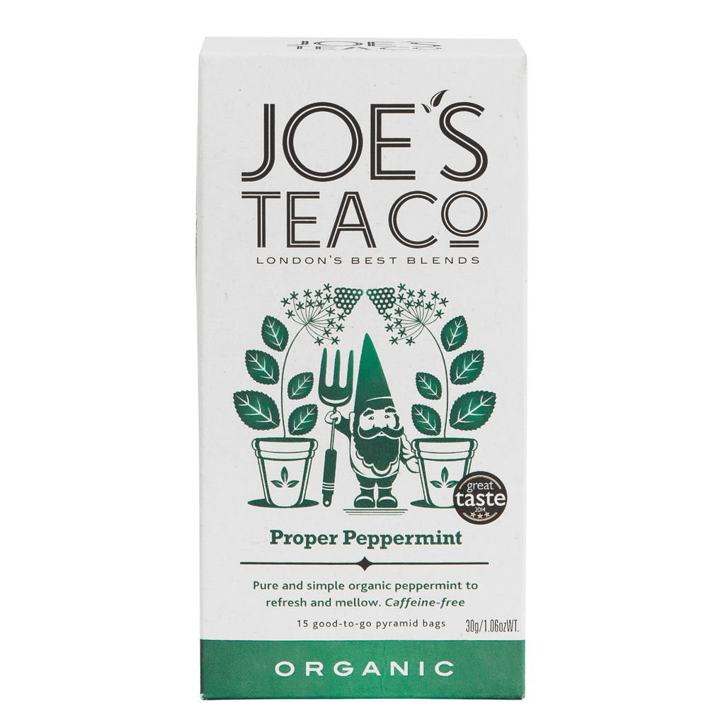 Joe's Tea Proper Peppermint