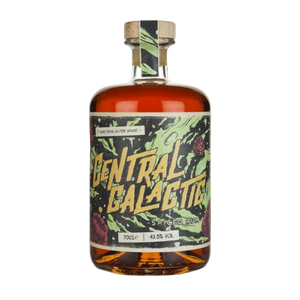 Central Galactic Spiced Rum, 70cl