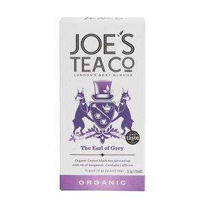 Joe's Tea - The Earl of Grey
