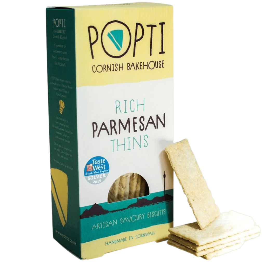 Rich Parmesan Savoury Thins