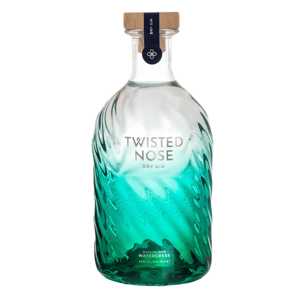 Twisted Nose Watercress Dry Gin 70cl