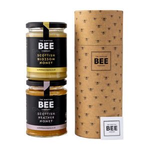 The Scottish Bee Company - Pure Honey Duo