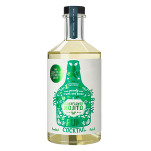 Elderflower Mojito Rum Cocktail 700ml