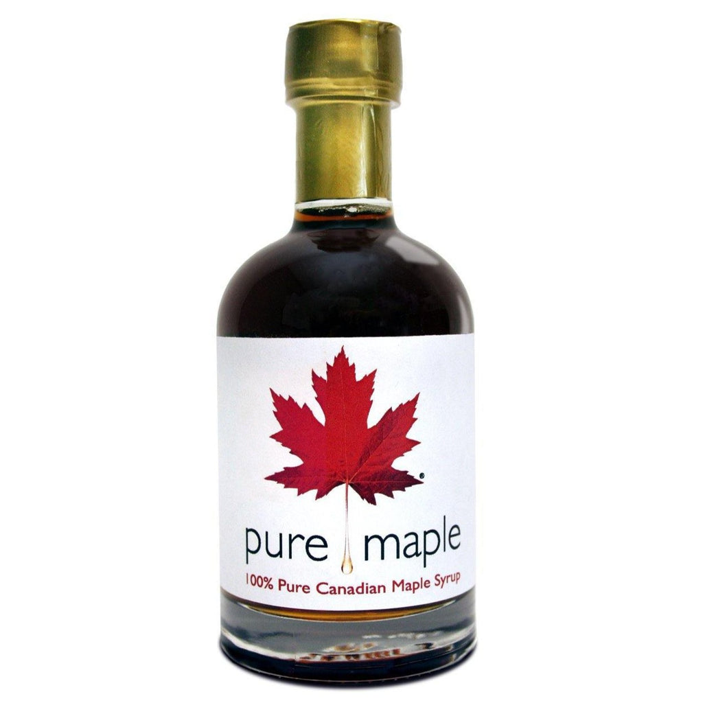 Pure Maple -Dark Robust Pure Maple Syrup (330g) - Artisan Deli Market