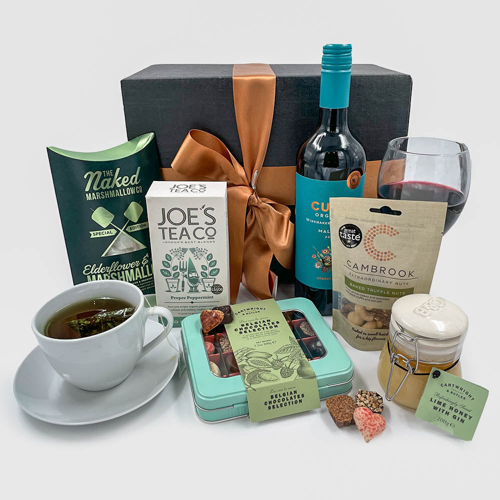 Afternoon Blossom Hamper