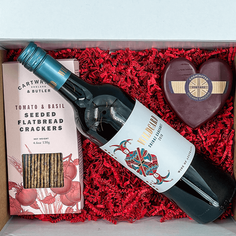 Simply Sophisticated Wine & Cheese Gift