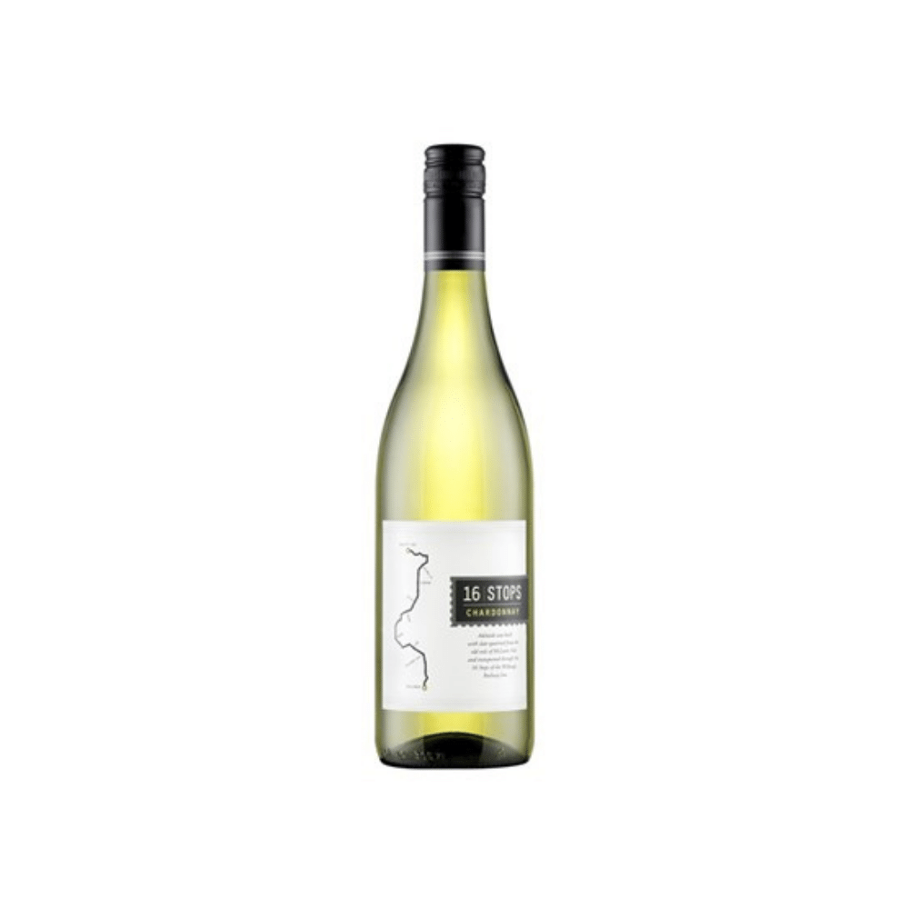 16 Stops Chardonnay, 75cl