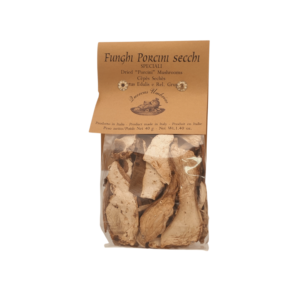 Porcini Dried Mushrooms 40g - Artisan Deli Market