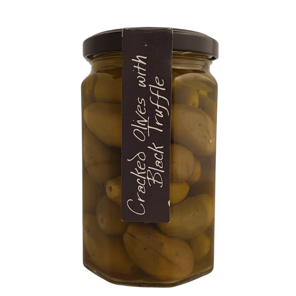 Casina Rossa Marinated Truffle Green Olives