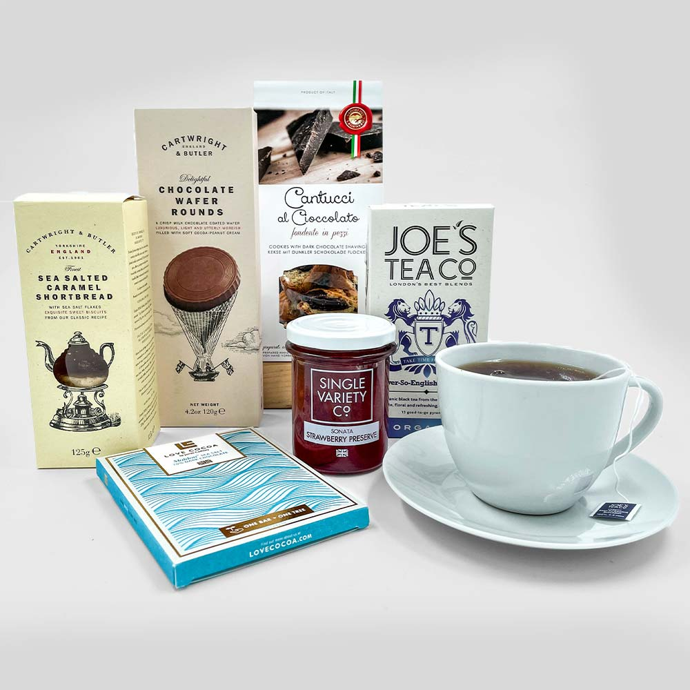 Tea Time Treats Hamper