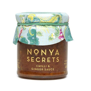 Nonya Secrets - Chilli and Ginger Sauce