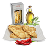 Fratelli Comino - Flatbreads with Chilli