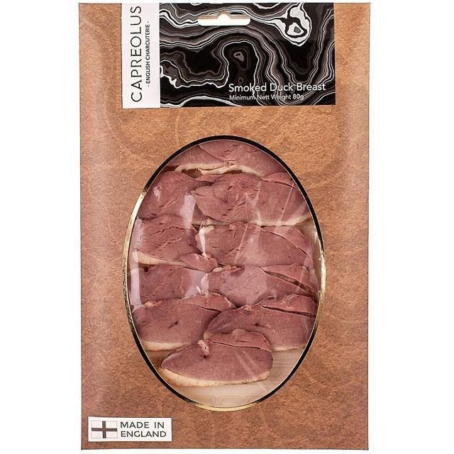 Capreolus - Smoked Duck Breast 80g