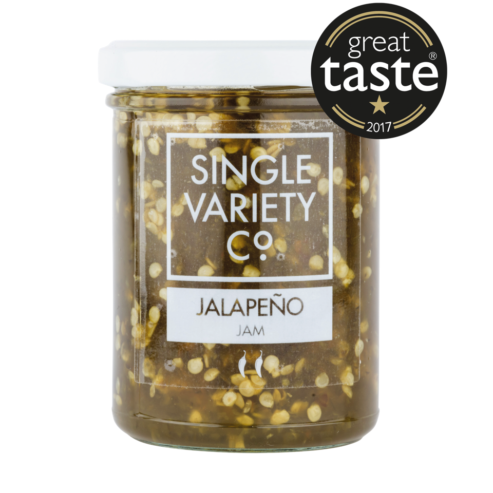 Single Variety Co - Jalapeño Jam (Hot) - Artisan Deli Market