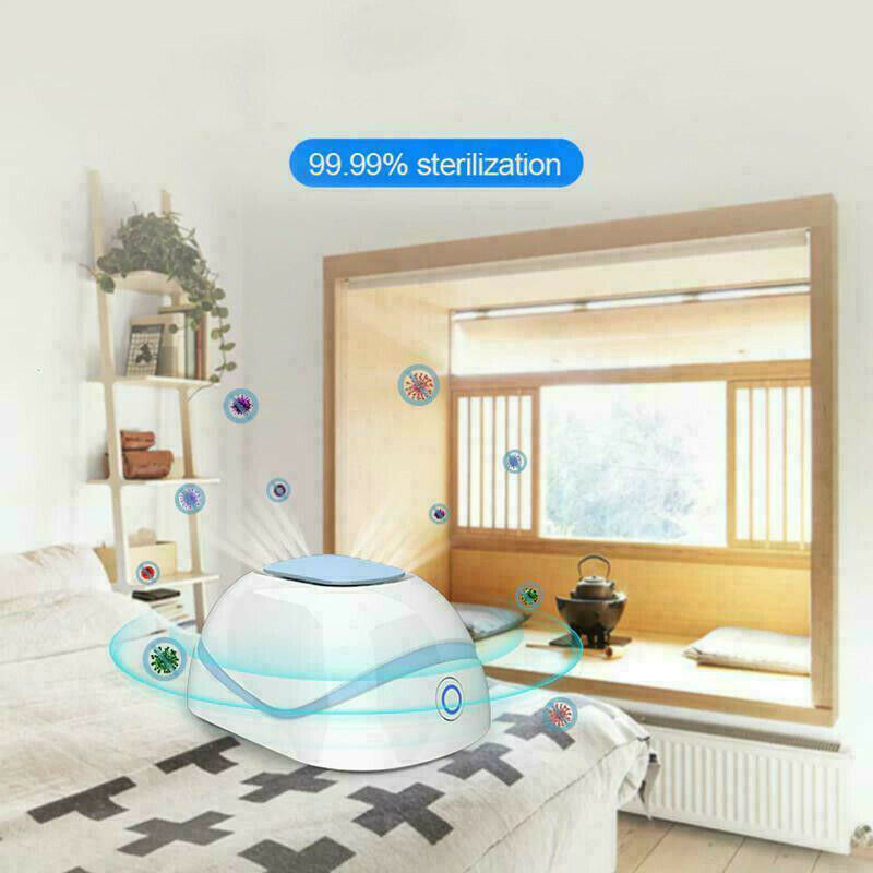 Mini O3 Ozone generator Air Purifier  Home Office or Family - Aiko 360