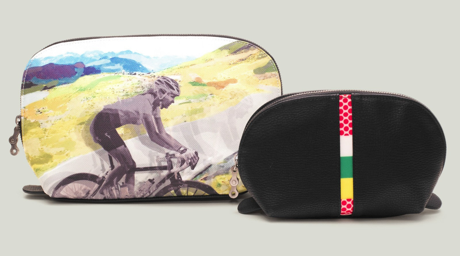 Women's Bike Cosmetic Case Set
