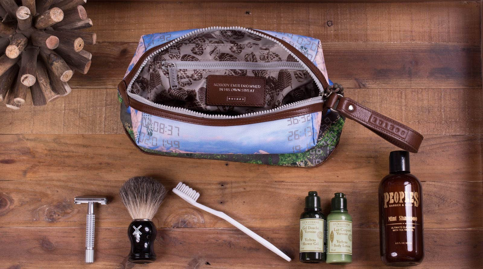 Run - Dopp Kit