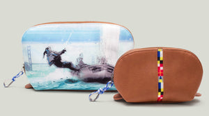 Women's Sail Cosmetic Case Set