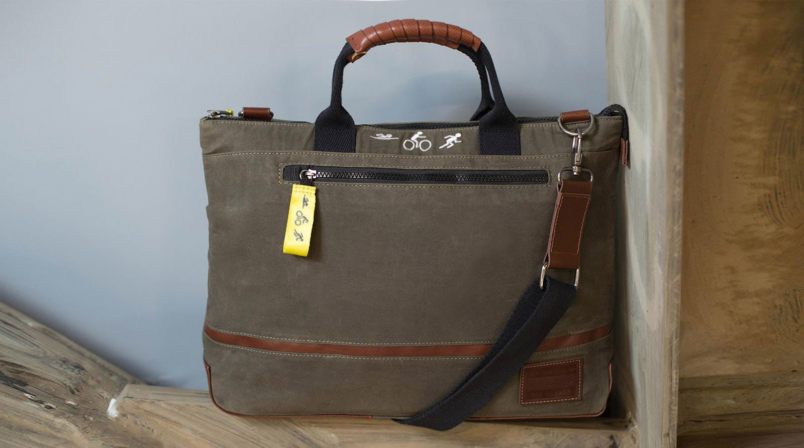 Triathlon - Messenger Bag