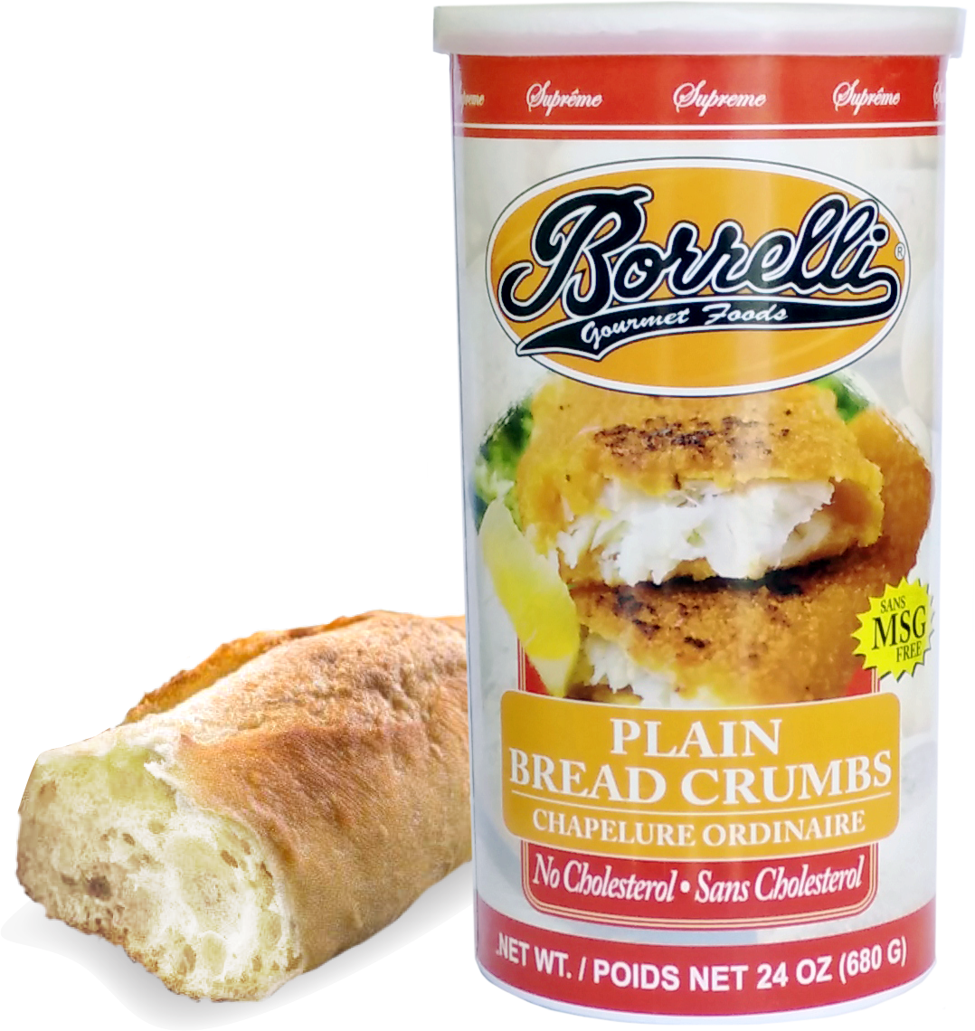 Plain Bread Crumbs, 24oz (680g)