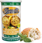 Load image into Gallery viewer, Seasoned Bread Crumbs, 24oz (680g)
