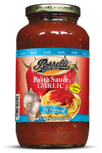 Garlic Pasta Sauce, 24oz (680g)