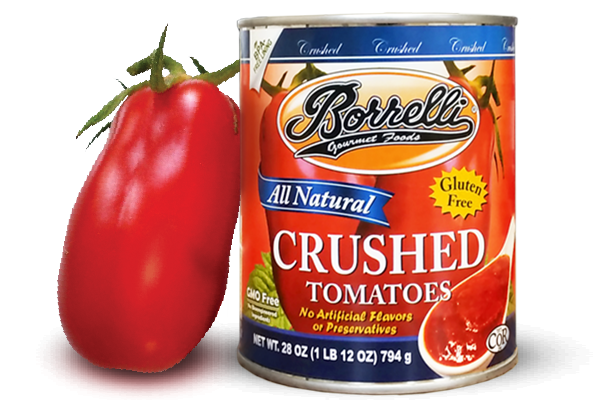 Crushed Tomatoes, 28oz (794g)